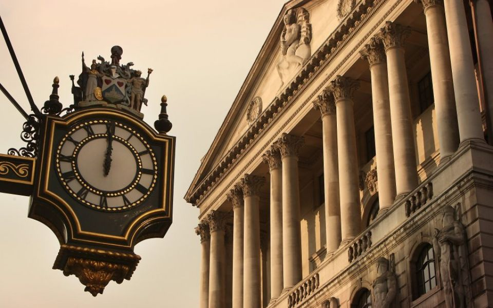 The Bank of England's monetary policy committee has decided to hold interest rates