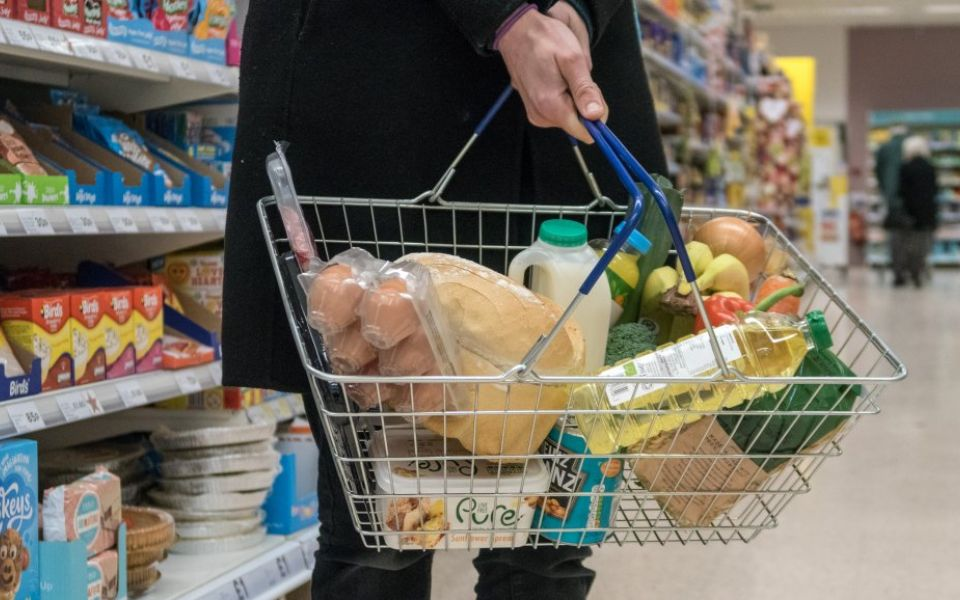 UK inflation rises above two per cent target as energy costs increase