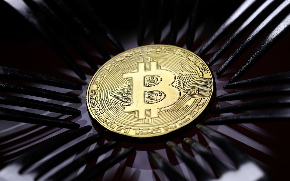 Bitcoin tumbles by more than 10 per cent to below $7,300 in under 24 hours
