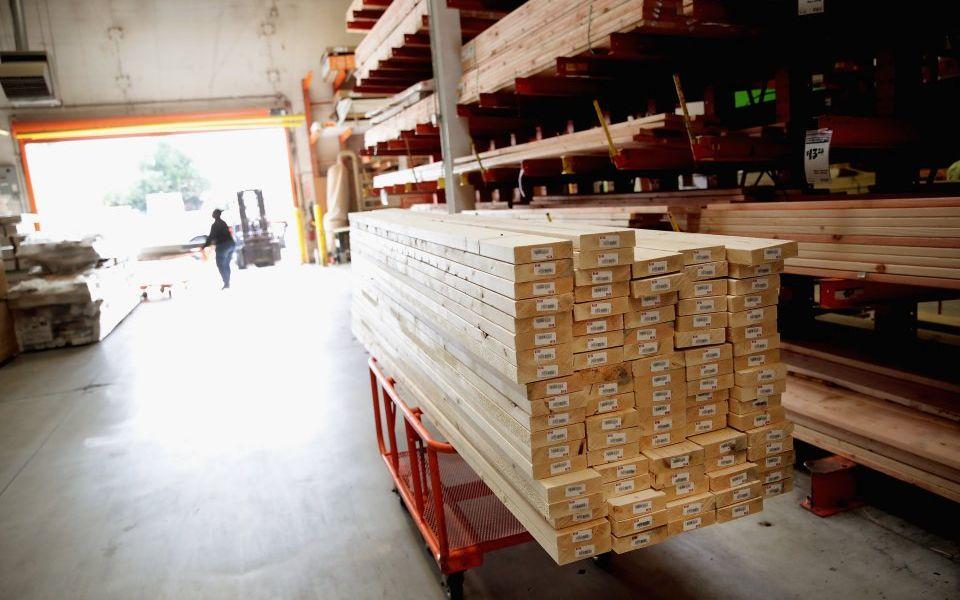Grand designs: Travis Perkins overhaul yields first quarter sales growth
