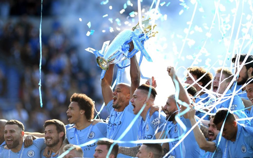 In the world's strongest league, Manchester City prove they are the best of the best