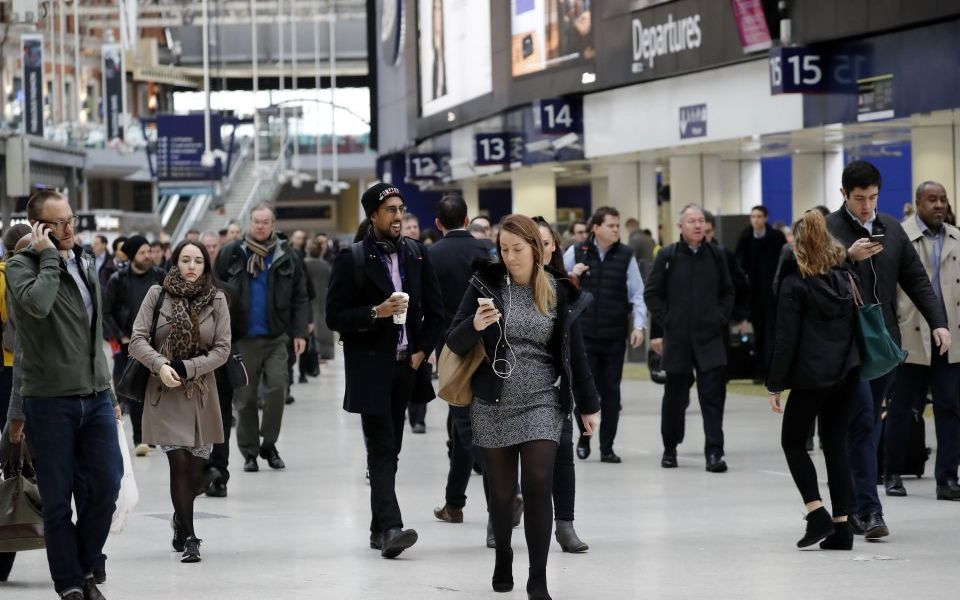 Commuters suffer London train delays as new rail timetable arrives