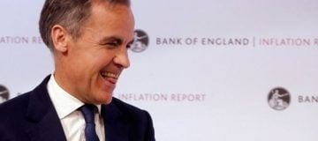 Bank of England upgrades UK growth forecast as household spending boosts economy