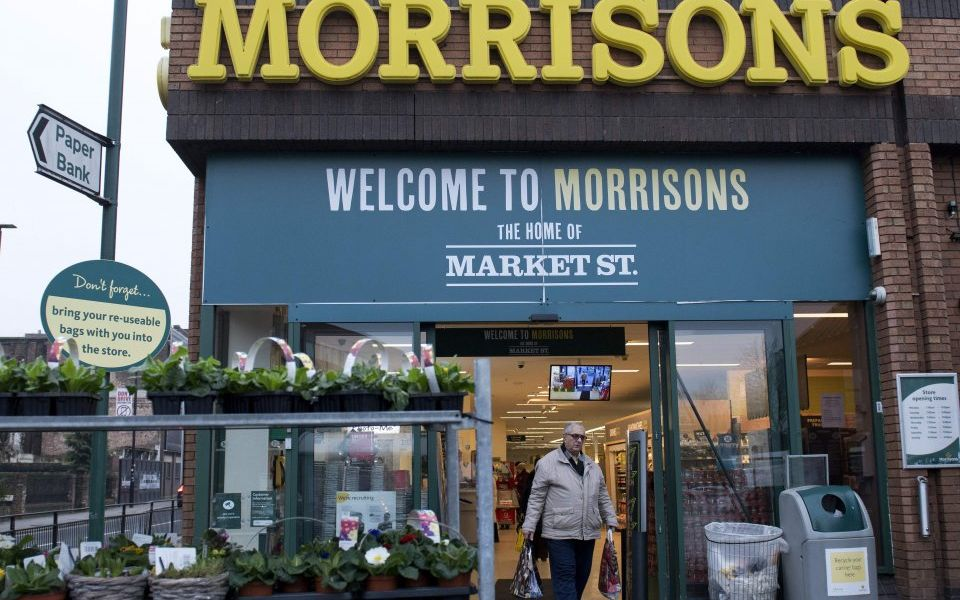 Morrisons in City spotlight for first-quarter results