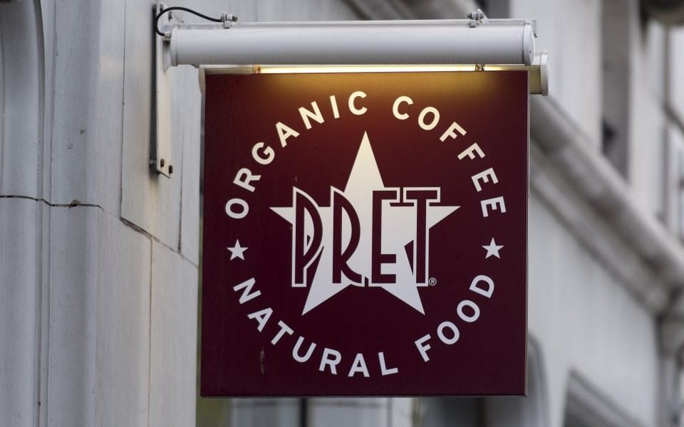 Pret in talks to gobble up rival Eat as part of health-conscious expansion plan