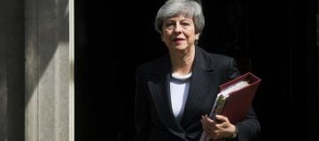 Theresa May presses MPs to pass her Brexit deal after three rejections in parliament