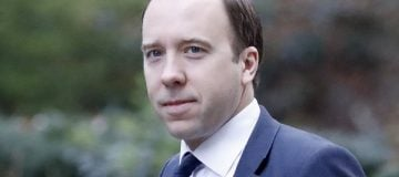 Matt Hancock breaks Tory clean campaign pledge with broadside against Boris Johnson