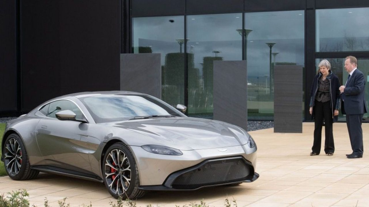 Off Road Aston Martin Swings To Loss But Revenue Beats Expectations Cityam Cityam