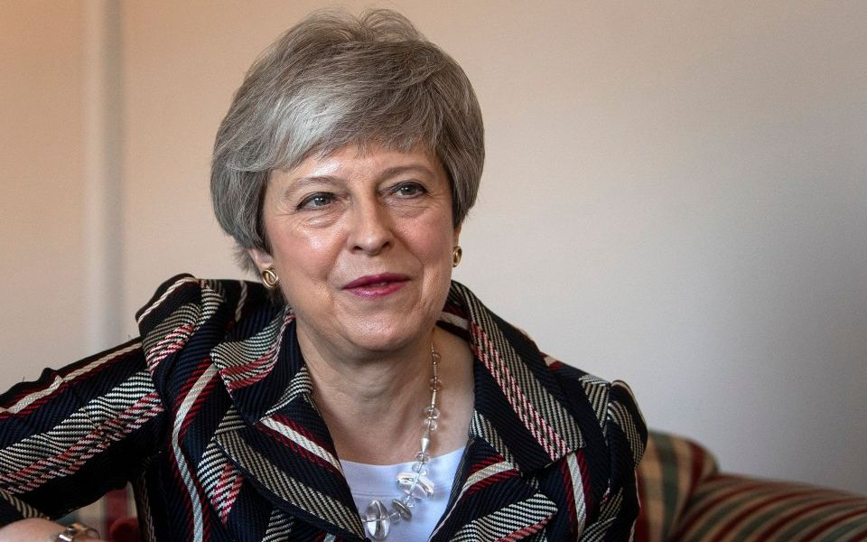 Theresa May says it's 'imperative' Brexit takes place by summer as she unveils compromises