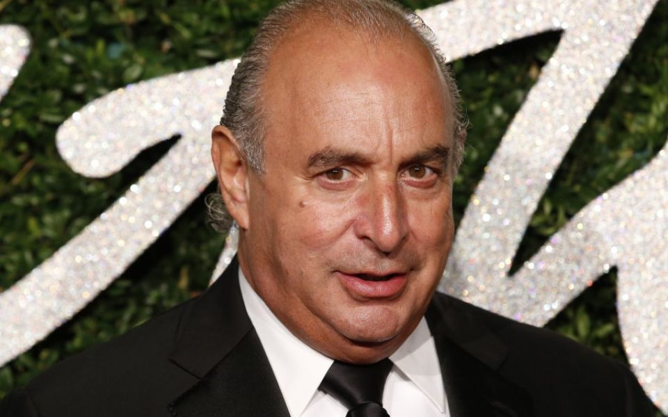 Sir Philip Green prepares to launch Arcadia restructuring plan