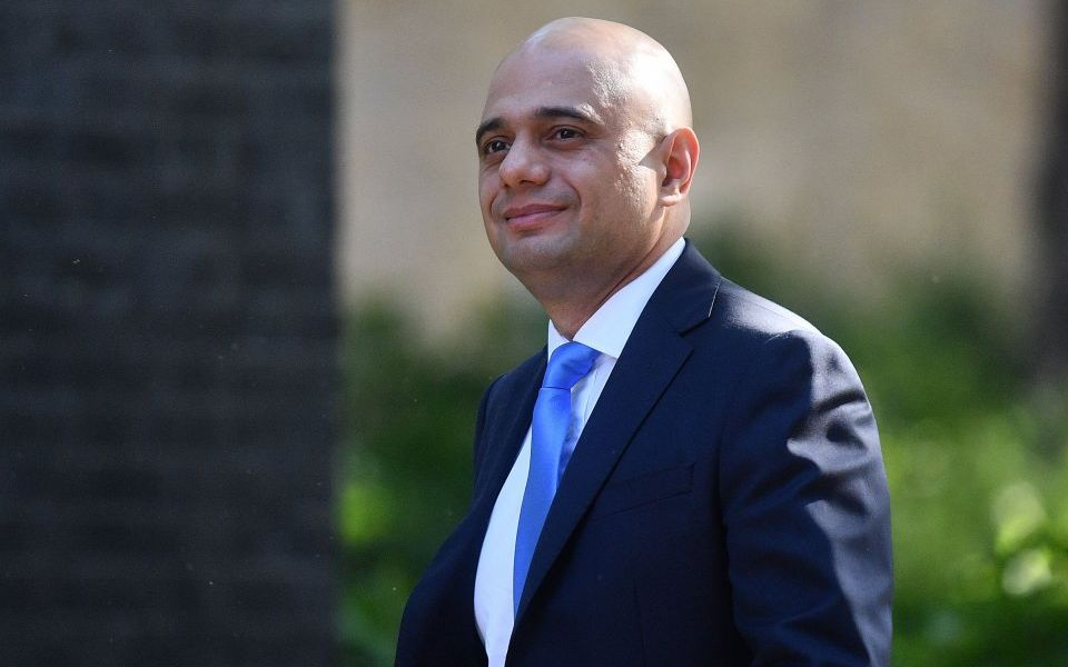 Sajid Javid rules out second referendum, general election or revoking Article 50 if he becomes Tory leader