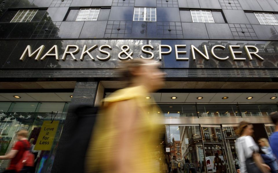 M&S looks set to survive FTSE 100 drop amid £600m rights issue