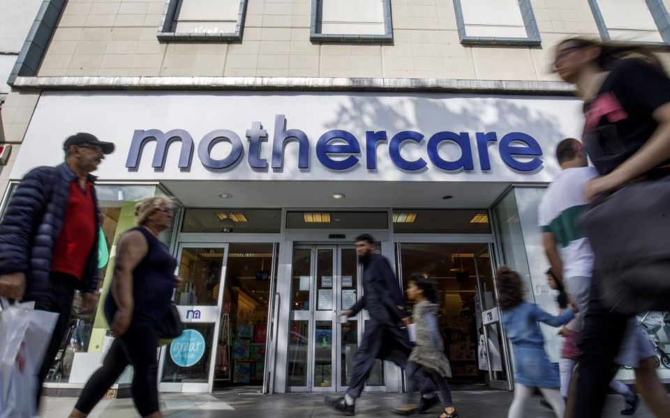Mothercare's annual loss jumps to £87m, delayed annual results reveal