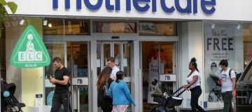Mothercare shares fall as it delays full-year results due to their 'complexity'