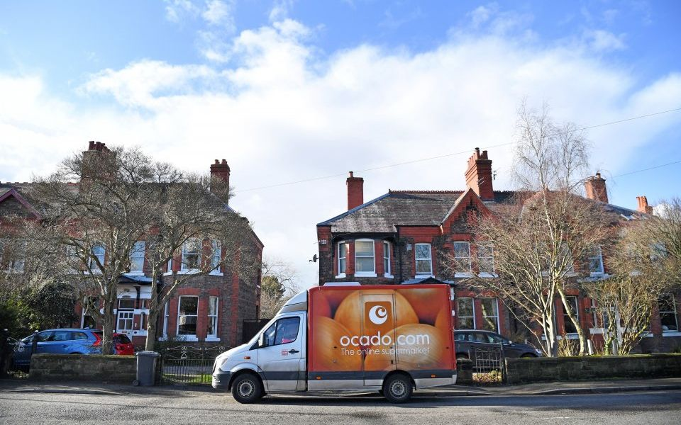 Ocado set to cut 400 jobs as it looks to rebuild Andover warehouse after fire
