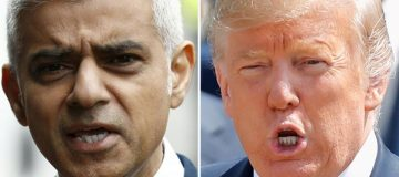 'Stone cold loser': Trump slams mayor of London Sadiq Khan during state visit