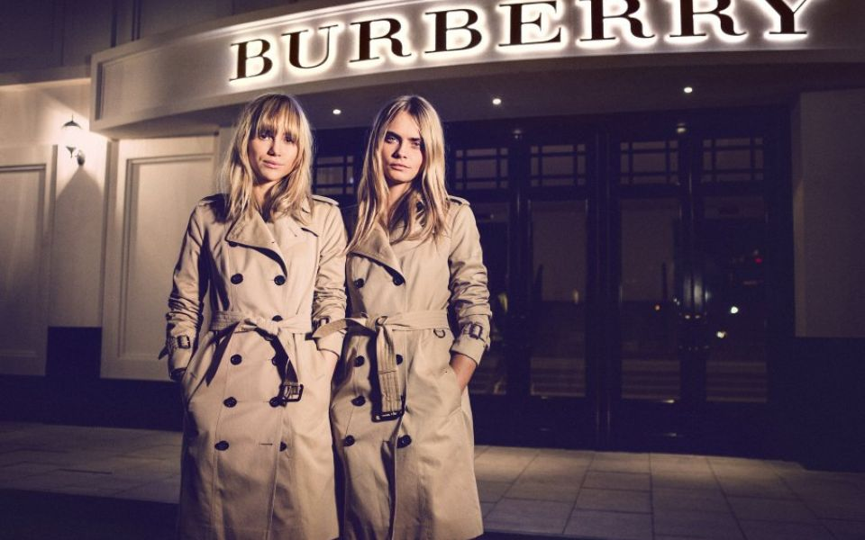 Burberry fails to stop the selling