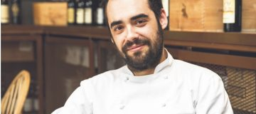 The Weekly Grill: Federico Casali talks dogs and the worst thing he's ever put in his mouth