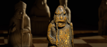 Pawning the family treasure: Rare chess piece set to fetch up to £1m