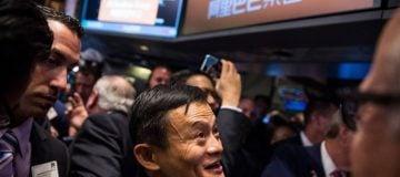 Jack Ma's Alibaba chases '$20bn Hong Kong float'