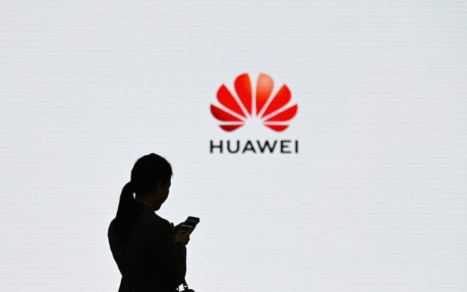 Huawei lashes out at US as President Donald Trump declares tech emergency