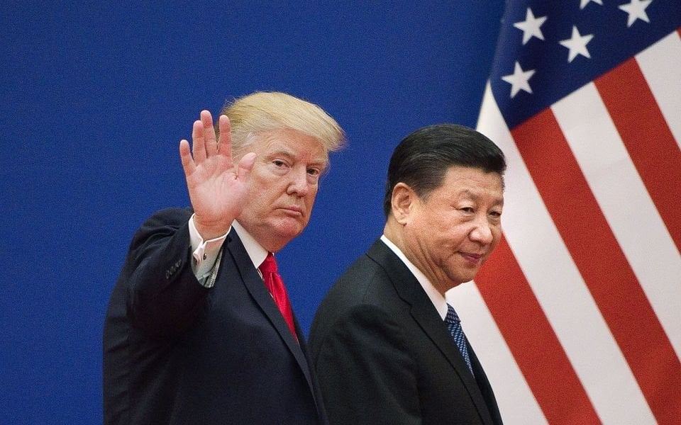 China industrial output growth eases to 17-year low as US trade tensions mount