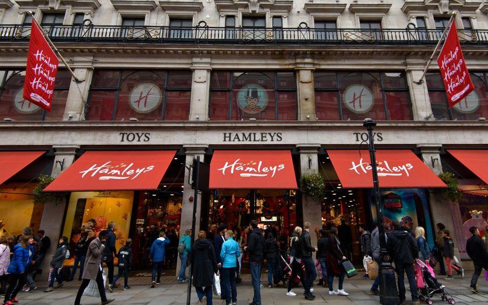 India's richest man Mukesh Ambani snaps up iconic toy store Hamleys