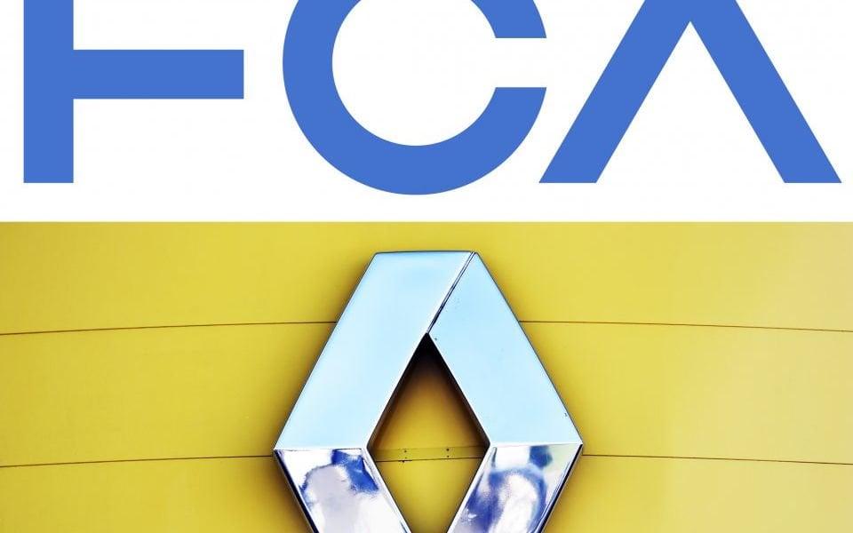 Renault board examining £28bn merger proposal from Fiat Chrysler
