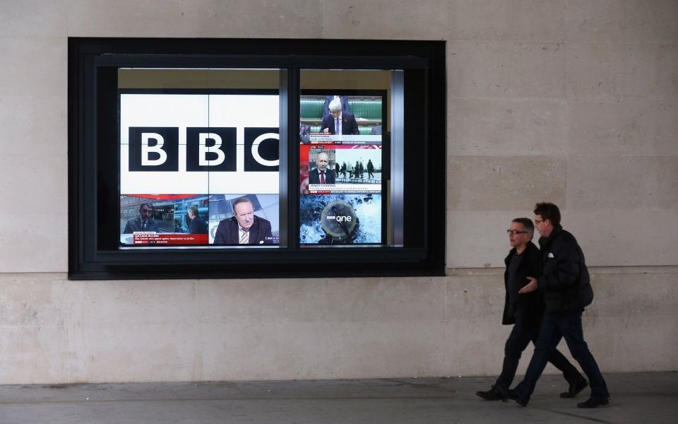 BBC calls on top presenters for Tory leadership race debates