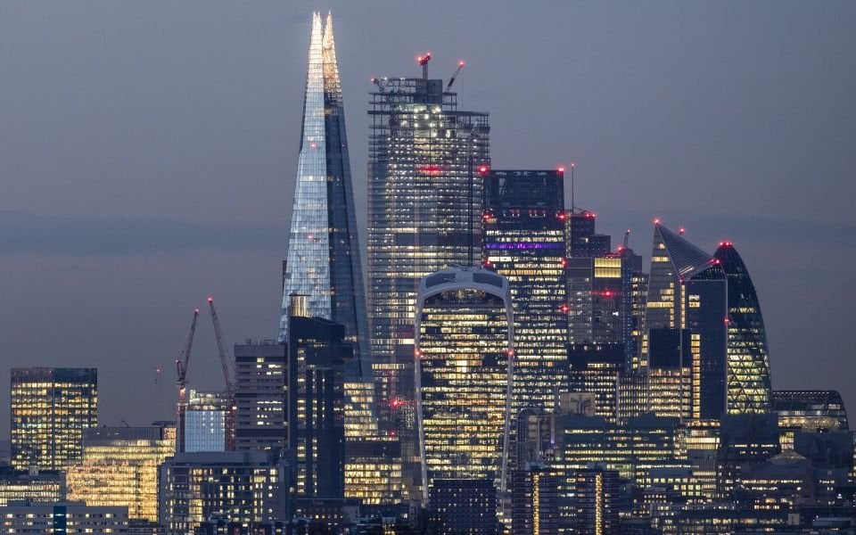 Image result for london financial capital