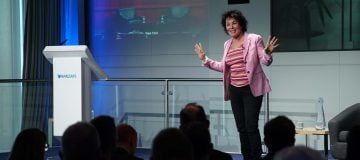 Barclays, Ruby Wax and mental health: How the banking giant is tackling stress in the City