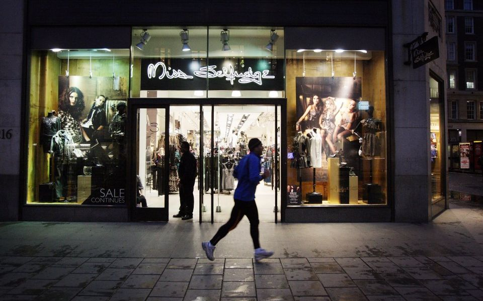 Sir Philip Green to close 25 more stores than initially planned