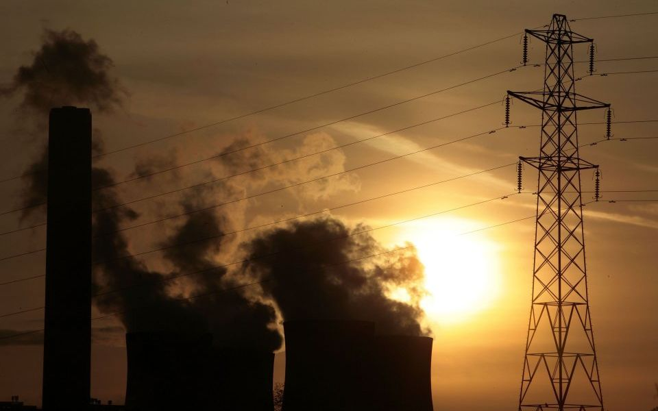Britain breaks energy record by going coal-free for two weeks