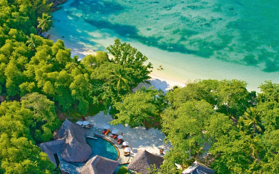 Island hopping, dodging coconuts and chasing giant tortoises in Seychelles