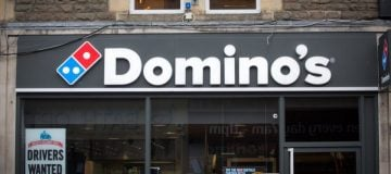 Domino's suffers big dip in shares as it warns on international sales