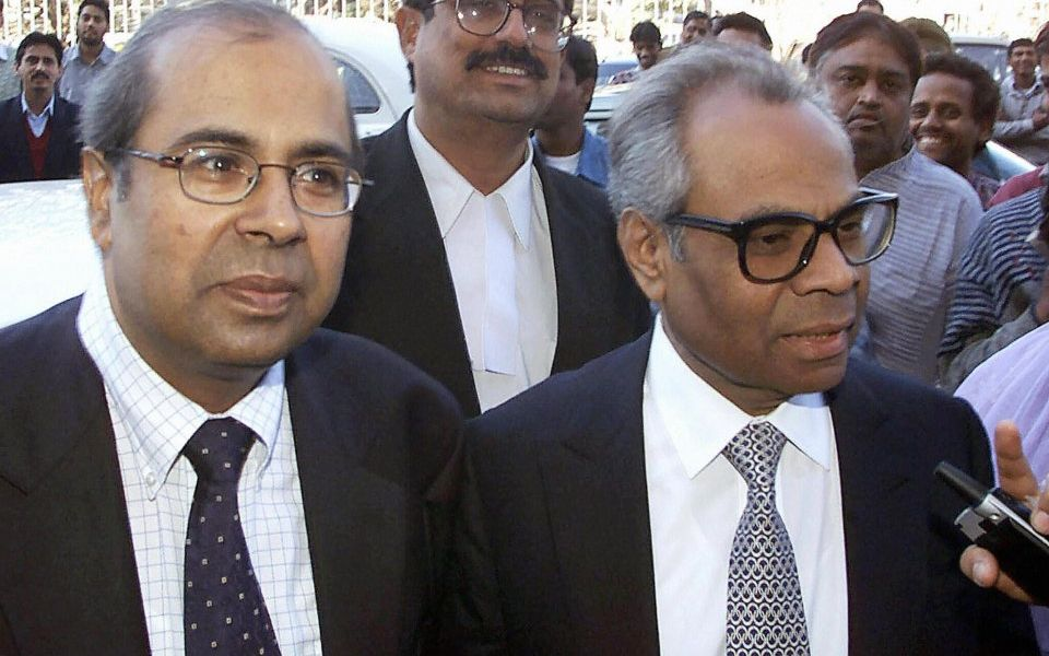 India's Hinduja brothers top Rich List for third time as Jim Ratcliffe loses out