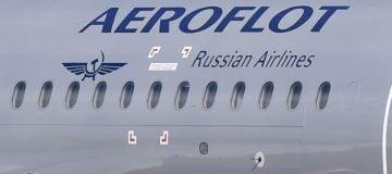 Shares in Aeroflot fall three per cent after plane crash kills 41 people