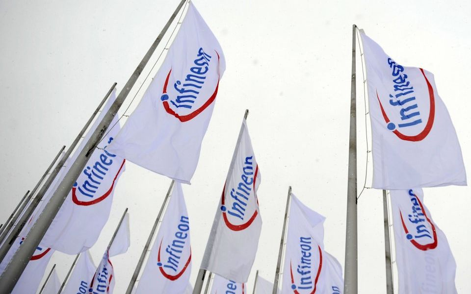 German chipmaker Infineon buys rival Cypress for €9bn