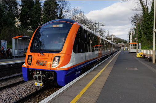 Long-suffering users of Gospel Oak to Barking line finally see electric trains come into service