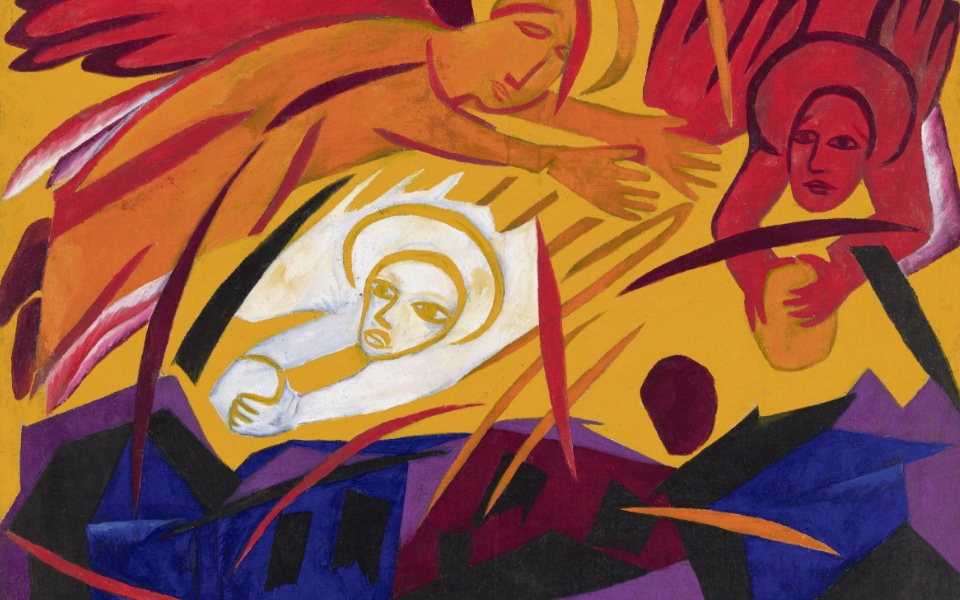 Natalia Goncharova review: This exhibition offers a glimpse into a Russia that has long been forgotten
