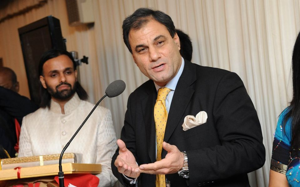 Cobra Beer founder Lord Bilimoria set to be appointed next CBI president