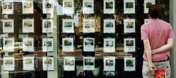London property market drags down UK house prices