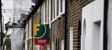 The average house price in the south of England stands at £323,910