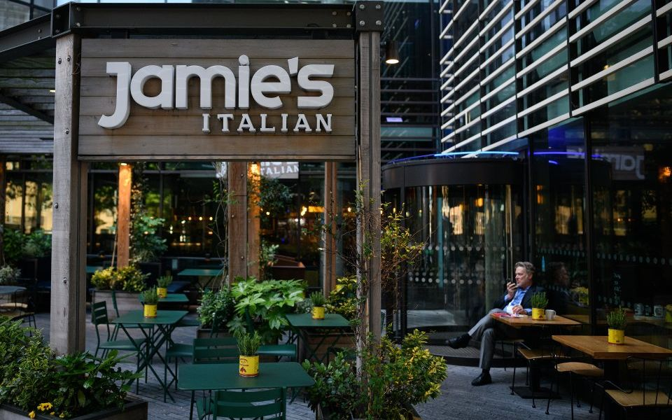DEBATE: Does the Jamie's Italian chain have only  itself to blame for its demise?