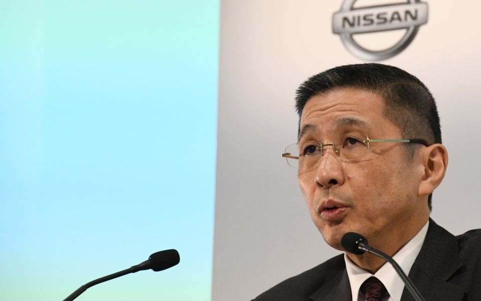 nissan forecasts worst earnings in 11 years amid carlos. Black Bedroom Furniture Sets. Home Design Ideas