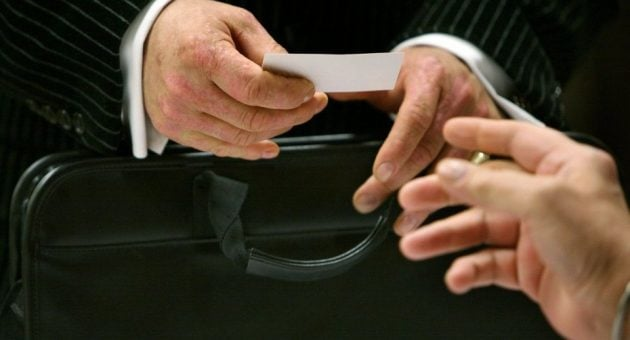 Business cards on the table – what does yours say about you?