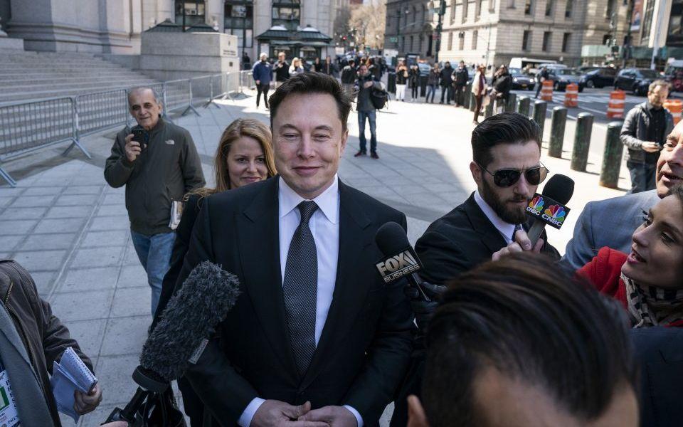 Tesla CEO Elon Musk faces trial over British diver 'pedo' tweet