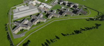 Kier Group to build Northamptonshire prison for Ministry of Justice in £253m deal