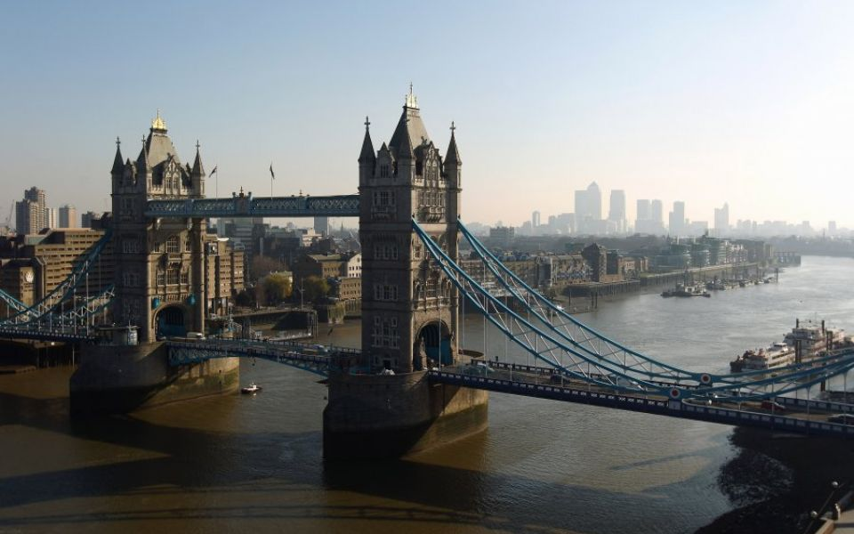 London pulls away from rest of UK in wealth, says first paper in major inequality study