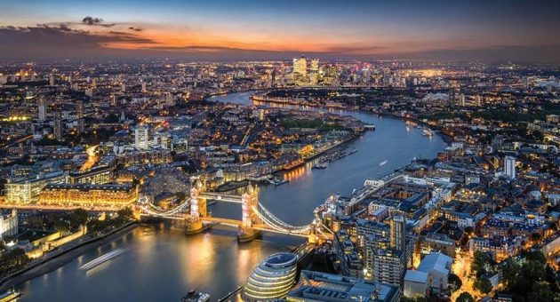 London takes second place in Schroders Global Cities 30 index despite Brexit uncertainty